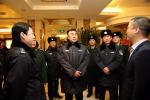 马明副主席深入呼和浩特市视察西方平安夜、圣诞节安保工作 - 公安局