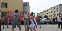 内蒙古自治区农牧业厅首届职工男子篮球比赛顺利开幕 - 农业厅