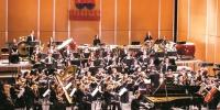 中国西部交响乐周包头专场音乐会奏响 - 正北方网