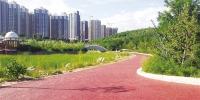 """呼和浩特公园绿地建设显现""""海绵城市""""功能 - 正北方网"""