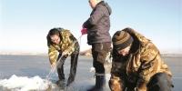 南海湿地冰雪节开幕 - 正北方网