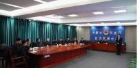 自治区副主席杨伟东到司法厅调研指导工作 - 司法厅