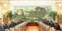 习近平集体会见上海合作组织成员国安全会议秘书会议外方代表团团长 - 正北方网