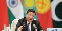 上海合作组织青岛峰会举行 习近平主持会议并发表重要讲话 - 林业厅