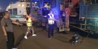 市环保局积极开展机动车夜查专项工作 重拳打击尾气超标车辆 - 环保局厅