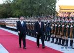 习近平同安哥拉总统洛伦索举行会谈 - 正北方网