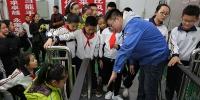 赤峰市特检所开展全市中小学生特种设备安全知识教育主题活动 - 质量技术监督局
