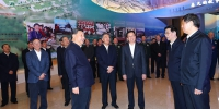 习近平参观庆祝改革开放40周年大型展览 - 正北方网