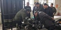 赤峰市特检所三个技术改造项目顺利通过验收 - 质量技术监督局