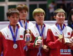 (大运会)(1)乒乓球——女双:中国组合包揽冠亚军 - 正北方网